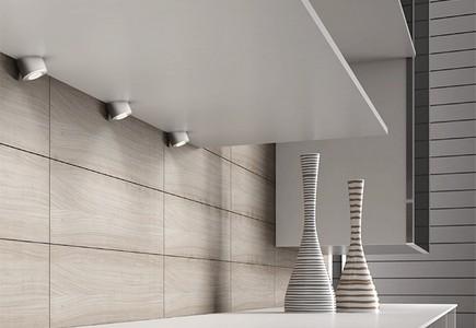 Точечное светодиодное освещение для кухни