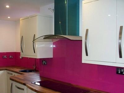 Стеновые панели для кухни из пластикового материала