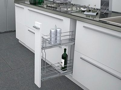 Бутылочница для кухни - разделитель для бутылок