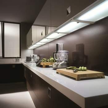 светодиодная подсветка для кухни под шкафы