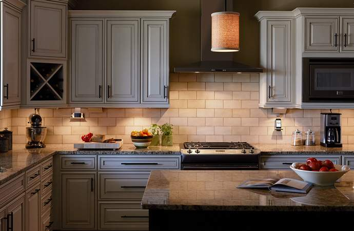 светодиодная подсветка для кухни