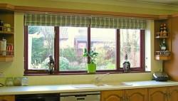 Римские шторы на кухню: идеи и фото