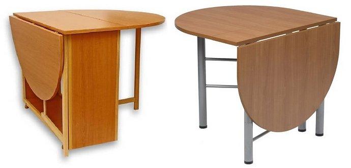 складные кухонные столы для маленькой кухни