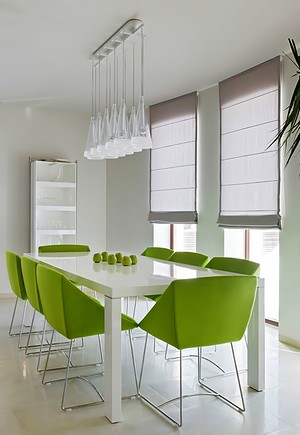 Подвесные светильники в минималистичном дизайне