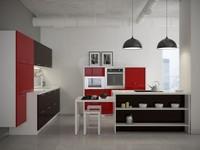 Как создать кухню в современном стиле модерн