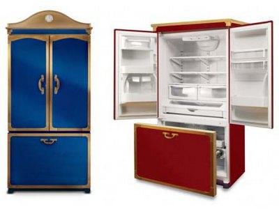 Холодильники для кухни классика
