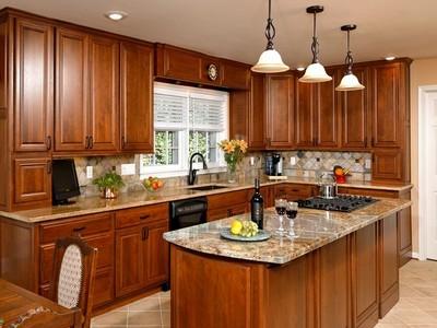 Кухни классика - особенности дизайна