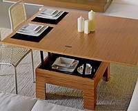Функциональные столы трансформеры для кухни