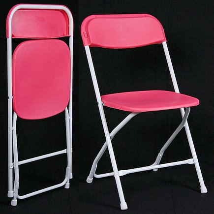 Складные металлические стулья для кухни