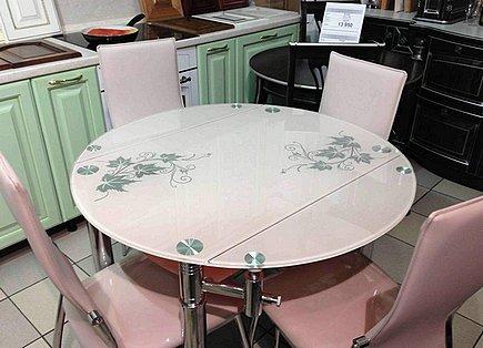 Кухонные столы для маленьких кухонь