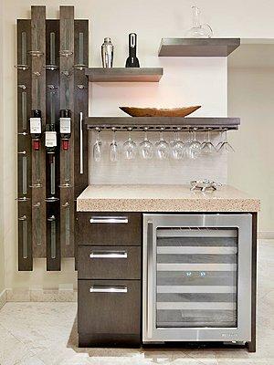 мебель для кухни в частном доме