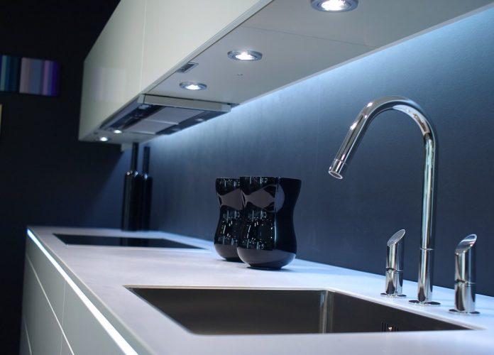 светодиодная подсветка под orfas на кухню