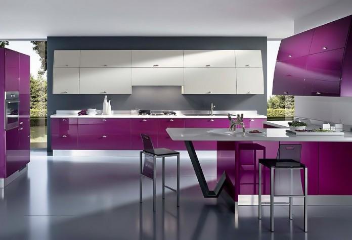 Фото кухни в стиле модерн