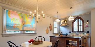 дизайн интерьера в частном доме