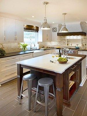 цветовые решения дизайн кухни
